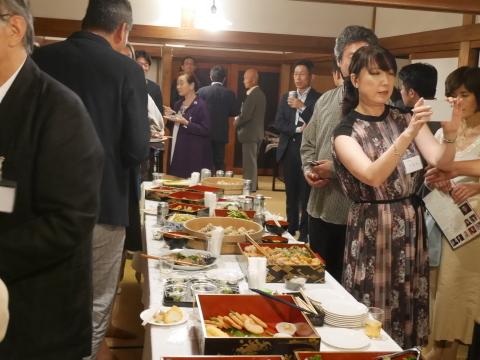 浄智寺で第十四回鎌倉芸術祭オープニングレセプション9・20_c0014967_10491938.jpg