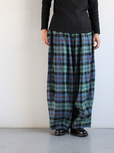 NEEDLES Darts Military Pant - Wool Plaid Tweed_b0139281_1232528.jpg