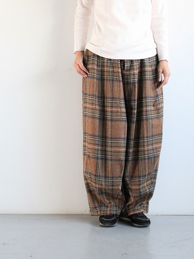 NEEDLES Darts Military Pant - Wool Plaid Tweed_b0139281_123316.jpg