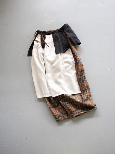 NEEDLES Darts Military Pant - Wool Plaid Tweed_b0139281_12345987.jpg
