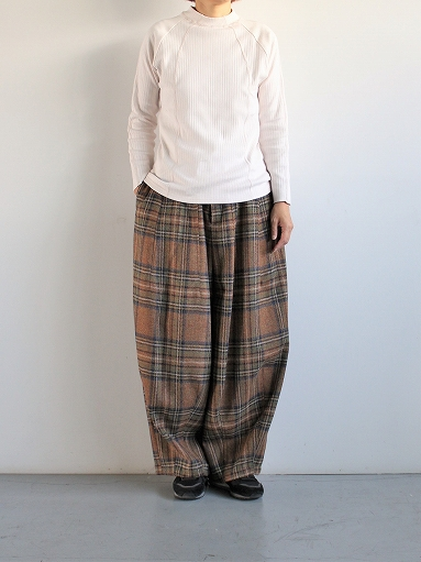NEEDLES Darts Military Pant - Wool Plaid Tweed_b0139281_12353499.jpg