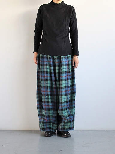 NEEDLES Darts Military Pant - Wool Plaid Tweed_b0139281_12354231.jpg