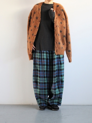 NEEDLES Darts Military Pant - Wool Plaid Tweed_b0139281_12355567.jpg