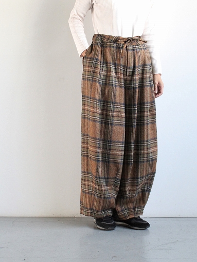 NEEDLES Darts Military Pant - Wool Plaid Tweed_b0139281_1252023.jpg