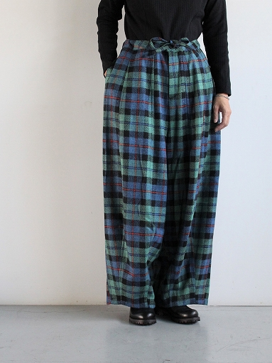 NEEDLES Darts Military Pant - Wool Plaid Tweed_b0139281_1252647.jpg
