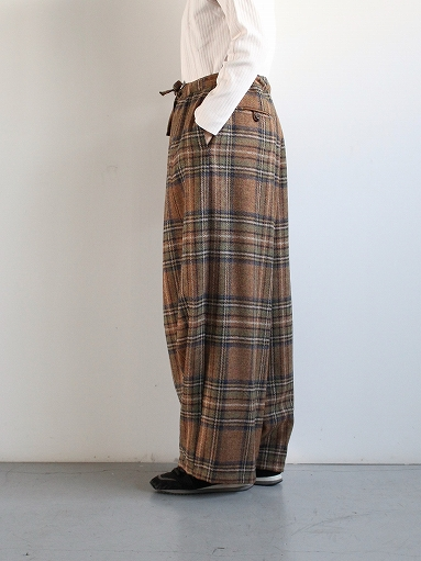 NEEDLES Darts Military Pant - Wool Plaid Tweed_b0139281_1254735.jpg