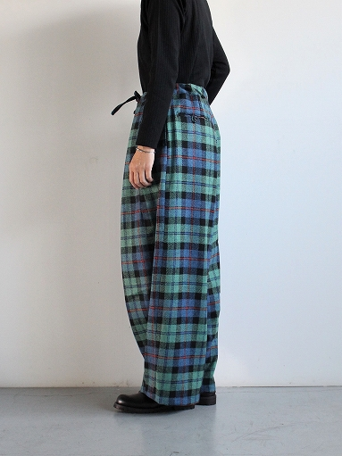 NEEDLES Darts Military Pant - Wool Plaid Tweed_b0139281_1255431.jpg