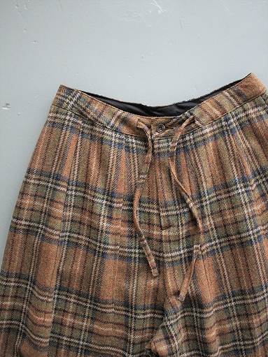 NEEDLES Darts Military Pant - Wool Plaid Tweed_b0139281_125917.jpg
