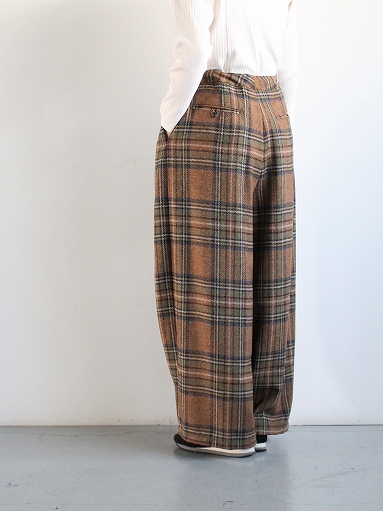 NEEDLES Darts Military Pant - Wool Plaid Tweed_b0139281_126076.jpg