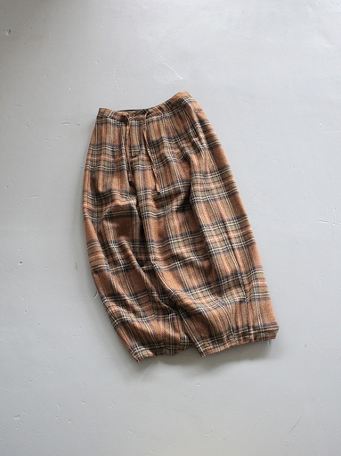 NEEDLES Darts Military Pant - Wool Plaid Tweed_b0139281_1261727.jpg