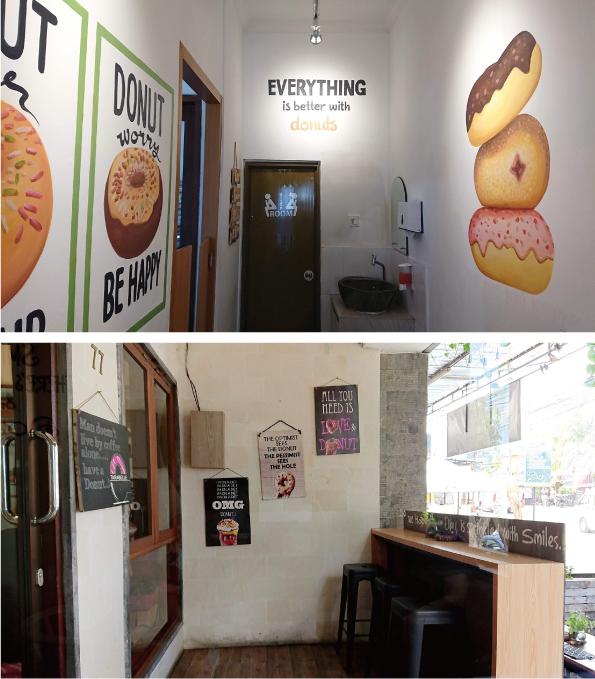 【バリ島/ウルワツ】TARABELLE DONUTSのドーナツ2種【おいしい!丁寧で素敵なお店!】_d0272182_12554426.jpg