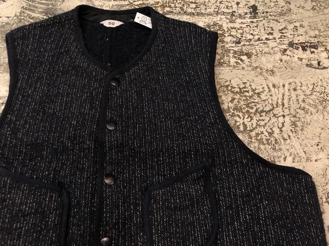 """9月25日(水)マグネッツ大阪店 冬物ヴィンテージ入荷!!#6 \""""BROWN\'S BEACH\""""編!1950\'s Jacket & Vest!!_c0078587_21184346.jpg"""