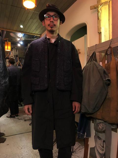 """9月25日(水)マグネッツ大阪店 冬物ヴィンテージ入荷!!#6 \""""BROWN\'S BEACH\""""編!1950\'s Jacket & Vest!!_c0078587_21203390.jpg"""