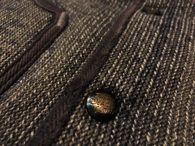 """9月25日(水)マグネッツ大阪店 冬物ヴィンテージ入荷!!#6 \""""BROWN\'S BEACH\""""編!1950\'s Jacket & Vest!!_c0078587_21211326.jpg"""
