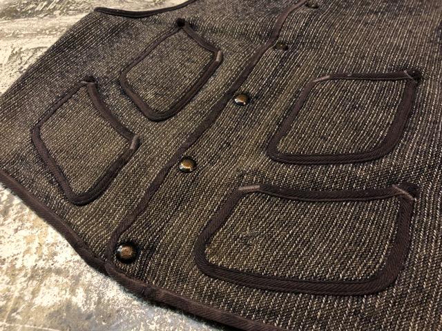 """9月25日(水)マグネッツ大阪店 冬物ヴィンテージ入荷!!#6 \""""BROWN\'S BEACH\""""編!1950\'s Jacket & Vest!!_c0078587_21212882.jpg"""