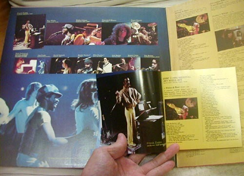 ●『ZAPPA IN NEW YORK 40TH ANNIVERSARY DELUXE EDITION』その6_d0053294_20442329.jpg