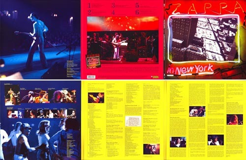 ●『ZAPPA IN NEW YORK 40TH ANNIVERSARY DELUXE EDITION』その6_d0053294_20452178.jpg