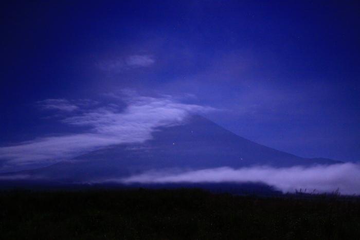 令和元年9月の富士(21)梨ヶ原月夜の富士_e0344396_14383204.jpg