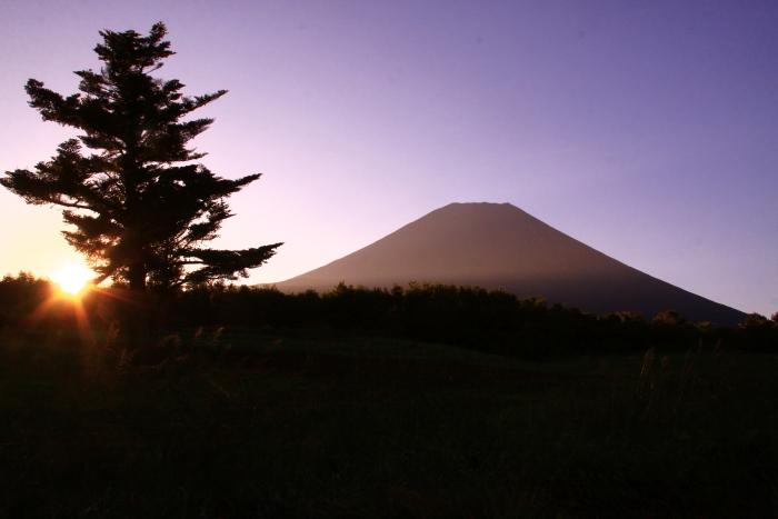 令和元年9月の富士(22)富士ヶ嶺の朝の富士_e0344396_22160731.jpg