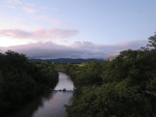 朝の散歩、2019.9.30_c0075701_05354796.jpg