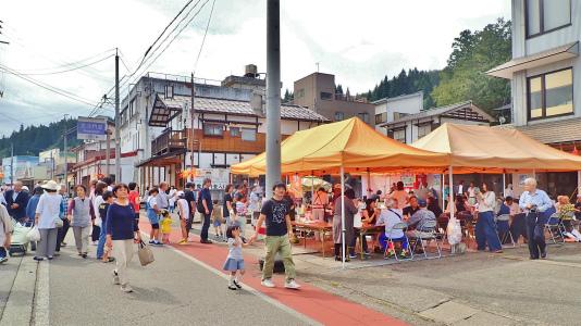 9月の「小さな祭り」がありました_c0336902_15213203.jpg