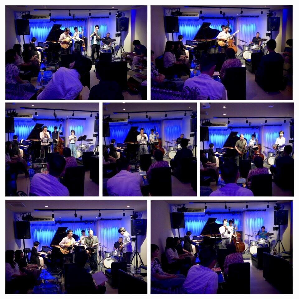 広島 Jazzlive Comin ジャズライブ カミン 本日9月24日火曜日のライブ_b0115606_12050865.jpeg