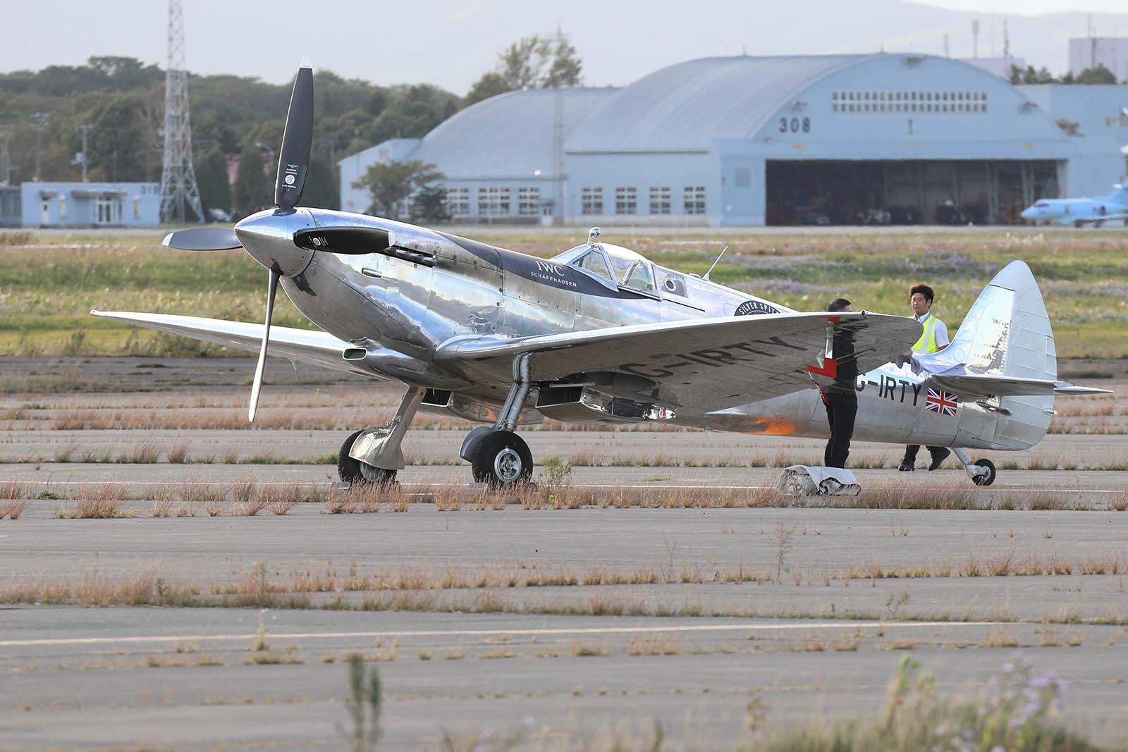 CTS 21&22SEP2019 「Silver Spitfire」_b0315809_20290723.jpg