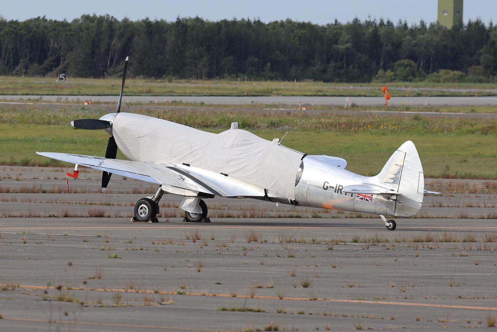 CTS 21&22SEP2019 「Silver Spitfire」_b0315809_20303267.jpg