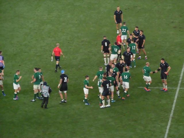 さすが世界ランキング1位 アイルランドの強さばかりが目立ったラグビー「アイルランド×スコットランド」戦_f0141310_07542848.jpg
