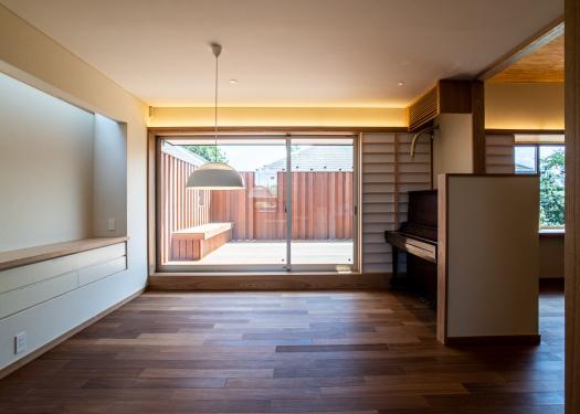 久我山の家 改修工事終わりました。_a0136514_15410837.jpg
