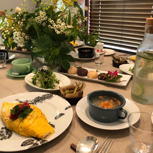 今月もお料理教室_b0302616_09452522.jpg
