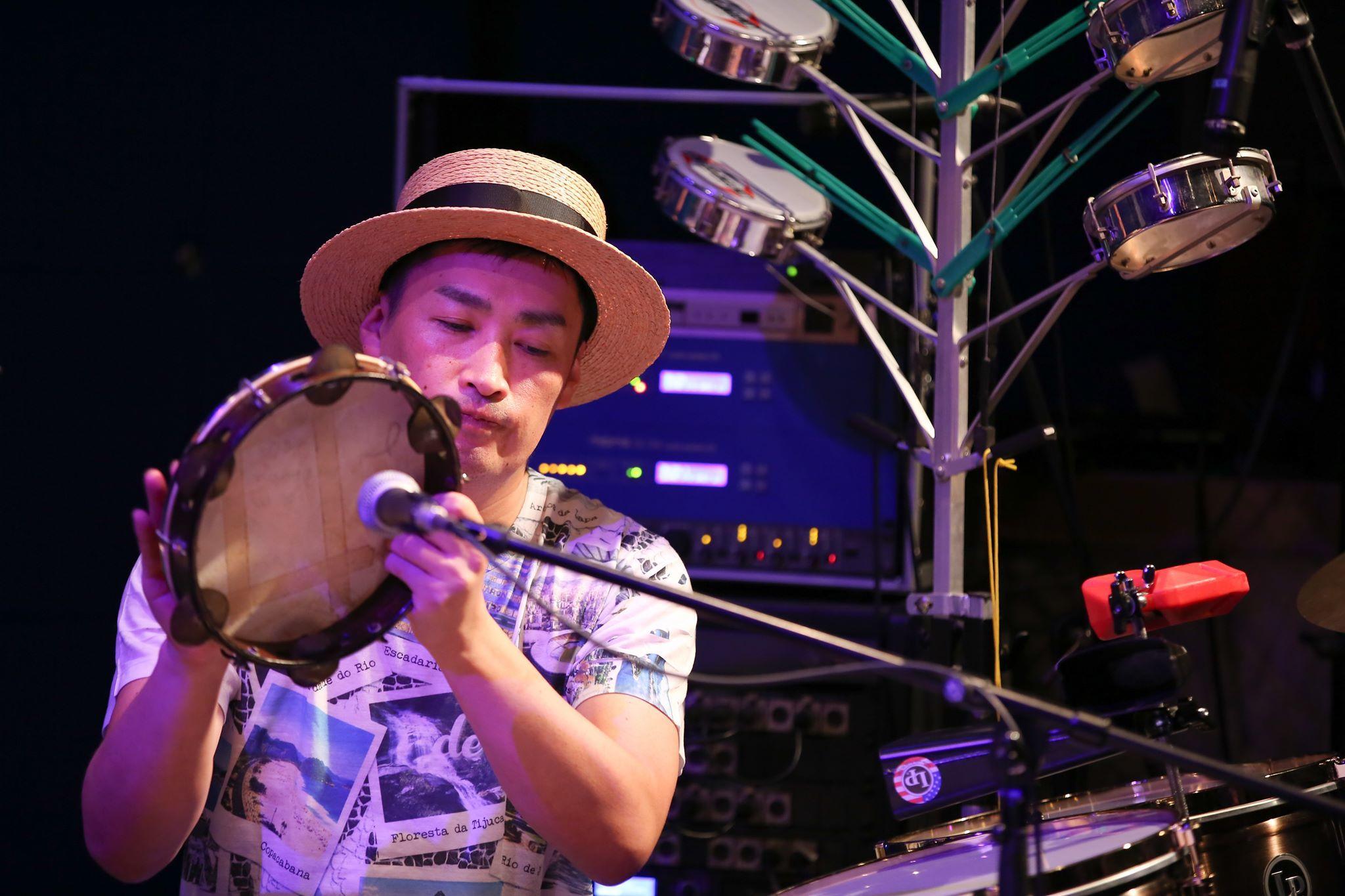 【写真©Kei Hirano】 今井亮太郎くんとのLIVE at 渋谷セルリアンタワーJZ Brat_b0032617_01514262.jpg