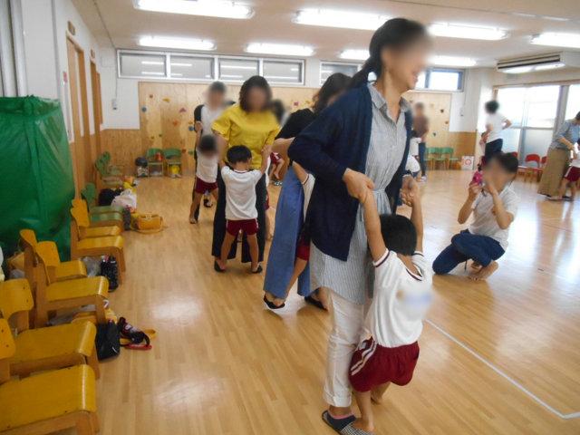 ぞう組 保育参観と給食懇談会_e0148419_14121061.jpg