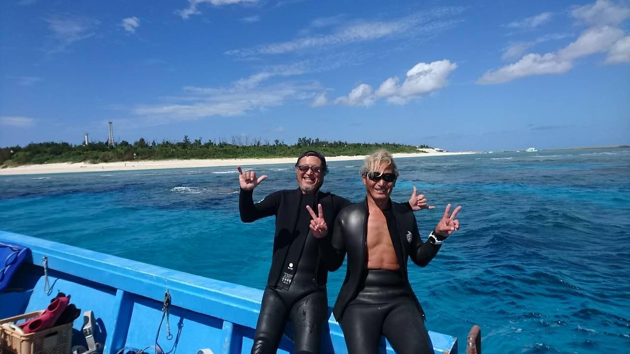 9月24日万座欠航でも水納島行けました~_c0070933_21150899.jpg