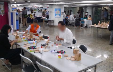 「建築ふれあいフェア」に運営サポーターとして参加しました_a0147436_15504632.jpg