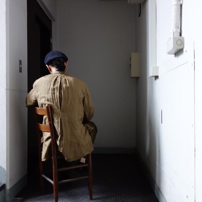 11月の製作 / frenchvictoians strap-cover linen shirt_e0130546_14242246.jpg