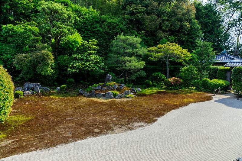 サツキ咲く重森三玲の庭(光明院・芬陀院)_f0155048_23571441.jpg