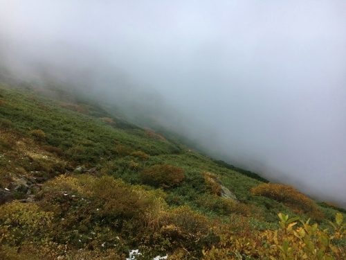 富良野岳途中まで^^;_e0326953_23521309.jpg