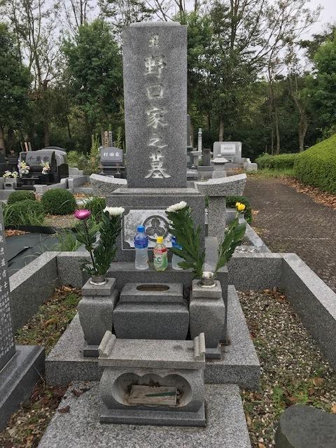 彼岸入り前に墓参りのために帰省9・18~19_c0014967_07322073.jpg