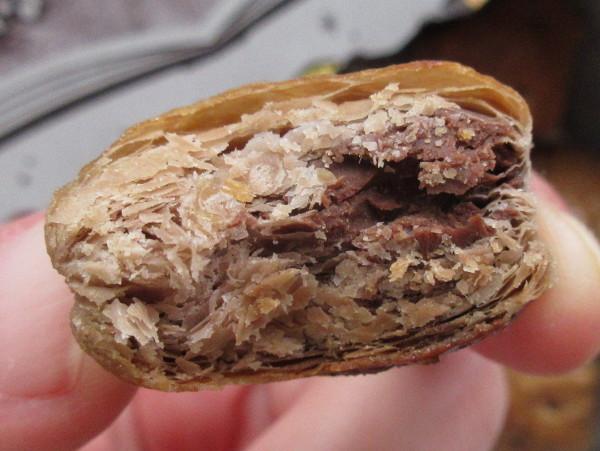【LOTTE(ロッテ)】チョコを味わうパイの実 深みショコラ_c0152767_21073984.jpg