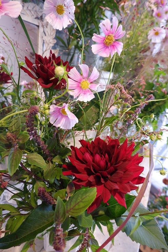 オークリーフ花の教室(須藤さんの作品)_f0049672_17014994.jpg