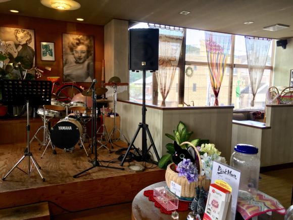 MUSIC CAFE京(kei)西予市 JR卯之町駅前_d0339676_19033147.jpg