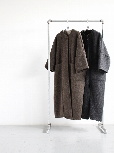 Worker's Nobility Coat / 100% Wool _b0139281_14485126.jpg