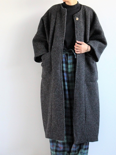Worker's Nobility Coat / 100% Wool _b0139281_1449132.jpg