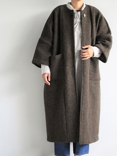 Worker's Nobility Coat / 100% Wool _b0139281_1449492.jpg