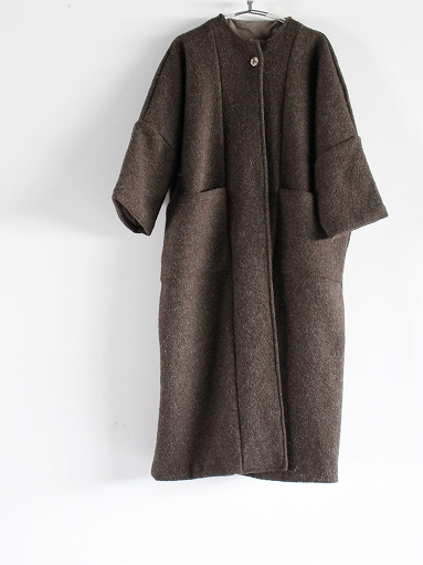 Worker's Nobility Coat / 100% Wool _b0139281_14502764.jpg