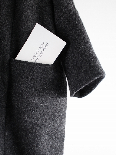 Worker's Nobility Coat / 100% Wool _b0139281_14511532.jpg