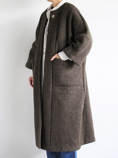 Worker's Nobility Coat / 100% Wool _b0139281_14513498.jpg