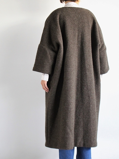 Worker's Nobility Coat / 100% Wool _b0139281_14515576.jpg