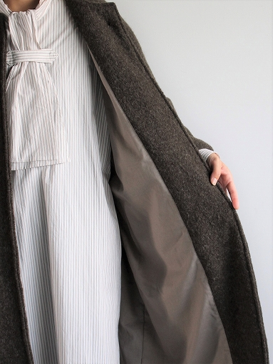 Worker's Nobility Coat / 100% Wool _b0139281_14521241.jpg